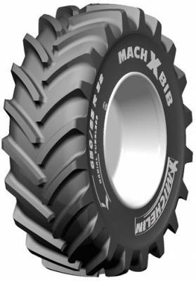 Pneu Michelin 600/70 R28 TL MACHXBIB 157D